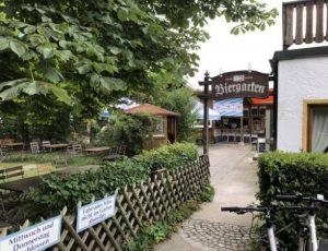 Biergarten Bergl