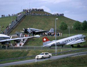 Besucherpark Flughafen Muenchen